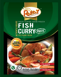 Ratha's Fish Curry Paste