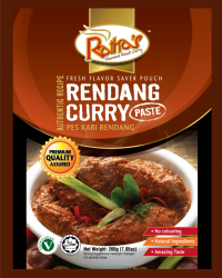 Ratha's Rendang Curry Paste